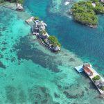 Islas del Rosario, un paraíso de aguas turquesas y arenas blancas