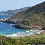 Playa Granate, la mas paradisíaca e ideal para descansar y desconectar