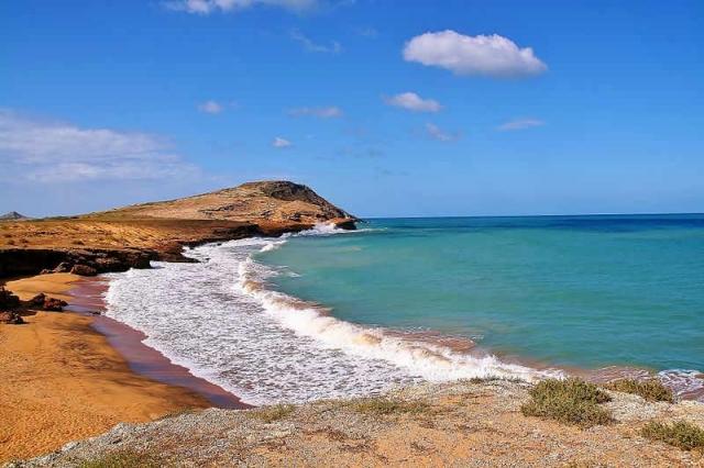 playas de la guajira